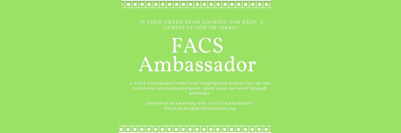 FACS Ambassador