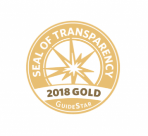GuideStar Gold Nonprofit